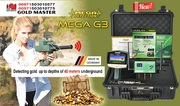 MEGA G3 -Advanced Metal & Gemstones Detector