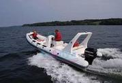 Rigid Inflatable Boat, Rib Boat factory 6.6m/22feet